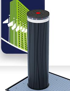seriejs - CH-DE - Traffic Bollards - Vehicle Access Control Systems - FAAC Bollards - FAAC