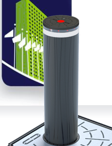 seriejs pu icon - CH-DE - Traffic Bollards - Vehicle Access Control Systems - FAAC Bollards - FAAC